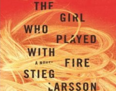 The Girl Who Played With Fire By Stieg Larsson's