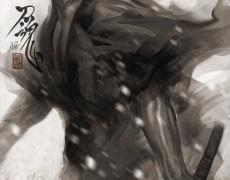 """Samurai Spirit 7"" by Stanley Lau"