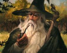 """Gandalf The Grey"" By Lucas Graciano"