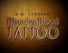 Monster Blood Tattoo Book One: Foundling By D.M. Cornish's