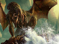 Cthulhu – August's Villain of The Month
