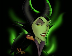 Maleficent – October's Villain of The Month