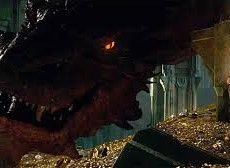 Smaug – December's Villain of the Month