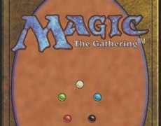 Ten Years of Magic The Gathering